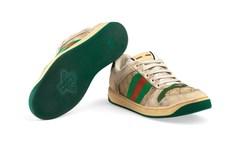 Gucci 推出全新「Distressed」复古仿旧运动鞋
