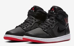 近日黑马鞋款!全新 Air Jordan 1 Mid 现已发售