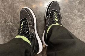 抢先预览! MAGIC STICK x Nike AF 1 Hi「VIP」黑色版本
