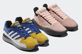 龙珠Z x adidas 联乘系列第三弹贩售消息公布