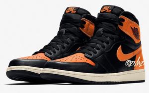 Air Jordan 1 扣碎篮板 3.0 将于明年秋季登场!
