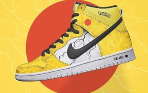 以动画片为灵感,球鞋配色畅想