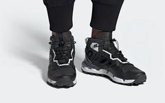 户外兼顾时尚!白山 x adidas 全新联名登场