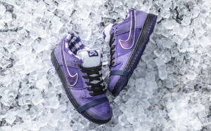 Concepts x Nike SB Dunk Low 全新「Purple Lobster」配色即将发售
