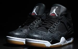 """硬朗又帅气!全新 Air Jordan 4 """"Black Gum"""" 即将发布"""