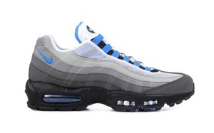 "99 年经典!Nike Air Max 95 ""Crystal Blue"" 复刻回归"