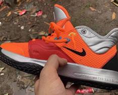 泡椒 PG 新鞋突然曝光!首发还是 NASA 联名!