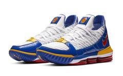 "罕见超人配色! Nike LeBron 16""SuperBron"" 即将登场"