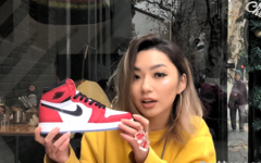 "get 原创视频开箱——Air Jordan 1 ""蜘蛛侠"""