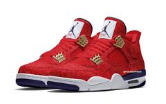 有点喜庆?篮球世界杯配色 Air Jordan 4 明年发售