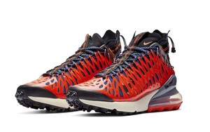 "全新配色!Nike ISPA Air Max 270 SP SOE ""Terra Orange"" 即将登场"