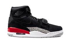 酷!黑红 Jordan Legacy 312 现已登场
