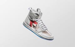 鞋王 P.J.Tucker 晒出定制版 Element 87 x Air Jordan 1