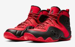 超吸睛的黑红配色哈达威系列战靴 Nike Zoom Rookie 即将登场