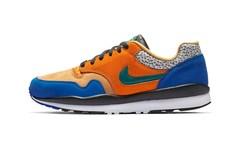 Nike Air Safari 全新配色设计「Sport Blue」
