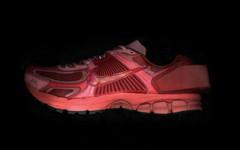 复古染红配色!Nike x A-COLD-WALL* Vomero +5 全新配色曝光