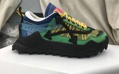 Virgil Abloh 曝光 Off-White™ 最新跑鞋设计 ODSY-1000