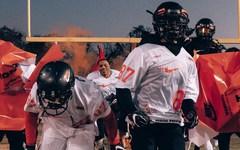 从鞋款到橄榄球应有尽有!Heron Preston x Nike 全新橄榄球主题系列正式登场