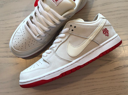 女孩不要哭! Girls Don't Cry x Nike SB Dunk Low 新配色释出!