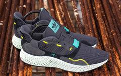 """设计风格前卫!adidas ZX 4000 4D """"Carbon"""" 抢先预览"""