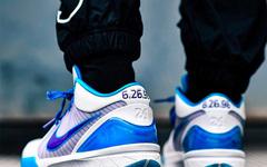 上脚图依然美如画!Nike Kobe 4 Protro 心不心动?
