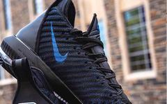 欣赏一下!Nike LeBron 16 杜克大学专属蓝魔PE配色
