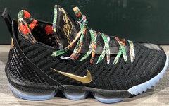 """""""凝视王座""""再度回归!Nike LeBron 16 重新演绎经典!"""