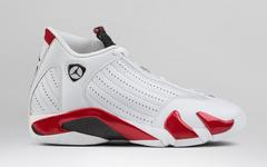 """活力白红装扮!Air Jordan 14 """"Rip Hamilton"""" PE将于4月发售"""