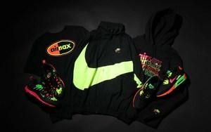 "夜晚中的焦点!Nike 推出全新 ""Tokyo Neon Collection"" 别注系列"