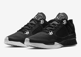 有丶小帅?Air Jordan 4变种跑鞋亮相!