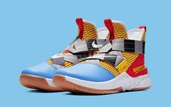 """《玩具总动员》或成系列?Nike LeBron Soldier 12 """"伍迪""""配色发售"""