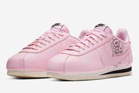 有点好看的手绘鞋款 Nathan Bell x Nike Cortez 现已登场