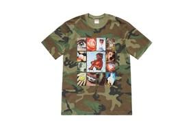 从里到外都有!Supreme 2019 ?#21512;?T-Shirt 系列即将登场