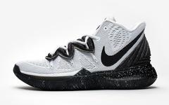 百看不厭的奧利奧配色!全新 Nike kyrie 5 即將登場