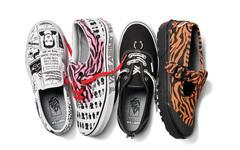诙谐幽默风鞋款你喜欢吗?Vans x Ashley Williams 联名系列了解一下