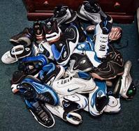 """球鞋传奇(十一) —— """"老流氓""""和""""小屁孩""""的球鞋交集"""