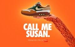 蜘蛛侠 AJ 1 之后又一款跨界联名!Missing Link x Nike Air Max Susan 即将登场