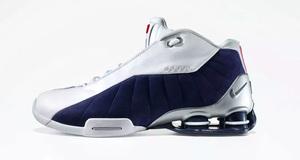 复刻时间确定!Nike Shox BB4 两款配色将于年中发售