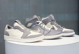 你想要的全都有,Air Jordan 1 酷灰套装来袭