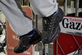 還有配套跑步帽,Supreme x Nike 聯名 Air Tailwind IV 鞋款即將登場