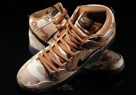 沙漠迷彩裝扮!全新 Nike SB Dunk High 現已上架
