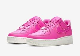 粉粉嫩嫩還有透明后跟!Air Force 1 Low 全新女鞋即將發售