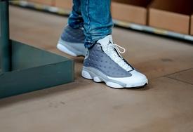 低調又百搭?Air Jordan 13 酷灰配色上腳圖來啦