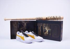 脏脏的小白鞋,《行尸走肉》x PUMA GV Special 有点酷