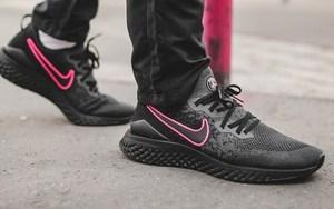 这次巴黎圣日耳曼配色实锤了,全新 Nike Epic React 联名款曝光
