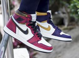 湖人芝加哥混搭上?#29275;?#36825;双Nike Dunk SB x AJ1真心?#28784;?#33324;