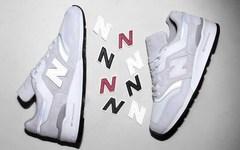 """可替换""""N""""字 logo !全新 New Balance 美制 997 鞋款你会入手吗?"""