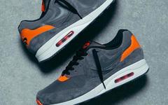 倒置logo设计不走寻常路!size? x Nike Air Max Light个性十足