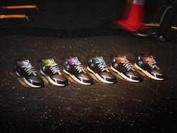 超酷炫的视觉效果!adidas Nite Jogger城市系列陆续发售