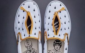 值得收藏系列!Vans x《JoJo 的奇妙冒险》2019 联名鞋款登场